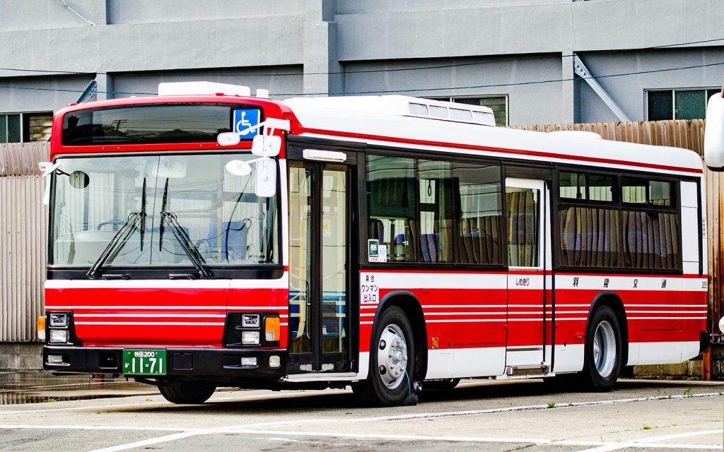 羽後交通/いすゞ/KL-LV834L1