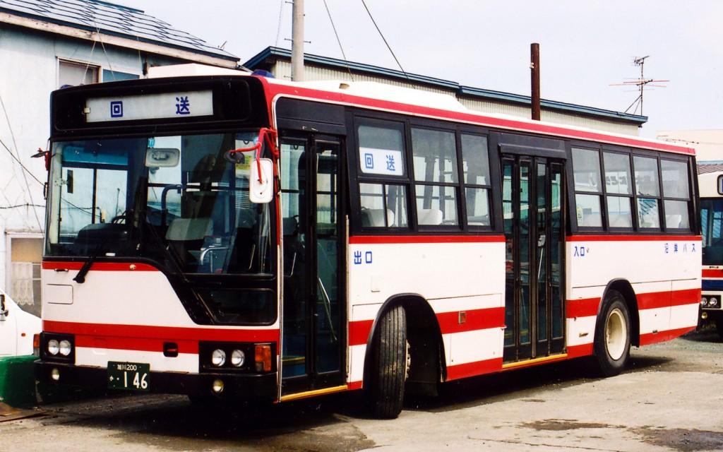 沿岸バス/三菱/P-MP218K