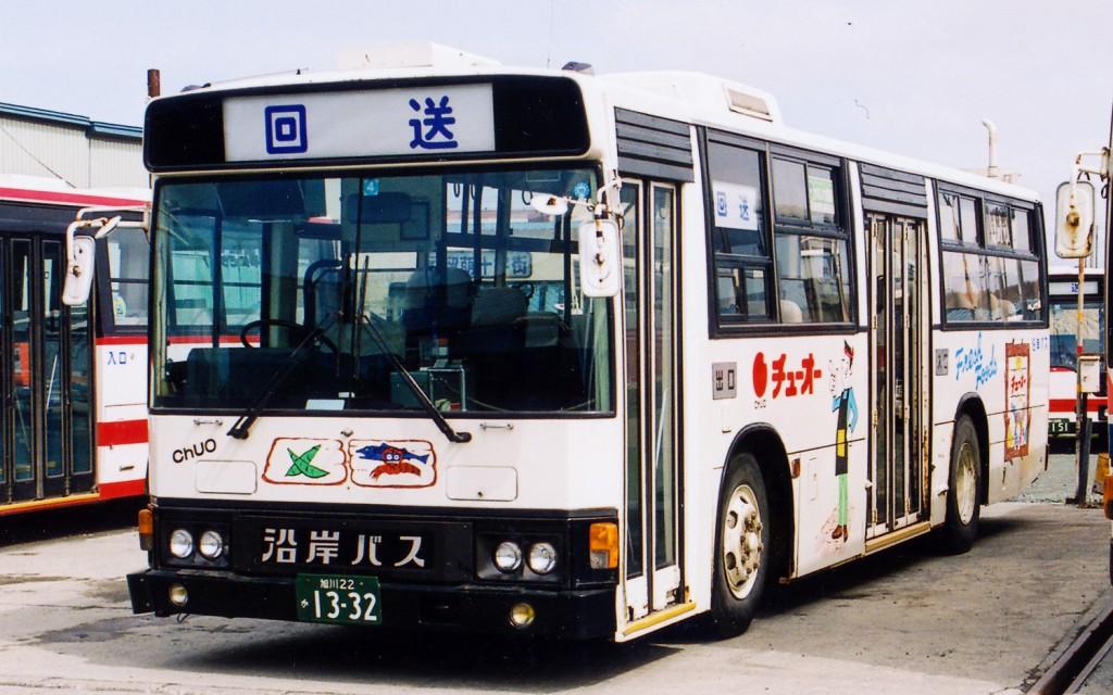 沿岸バス/日野/P-HU233BA