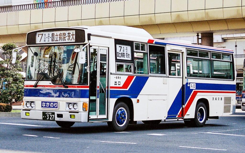 茨城交通/日野/U-RJ3HJAA