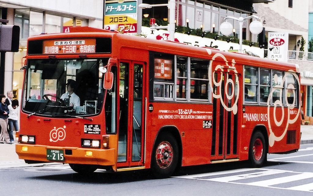 南部バス/いすゞ/U-LV324K(IKC)