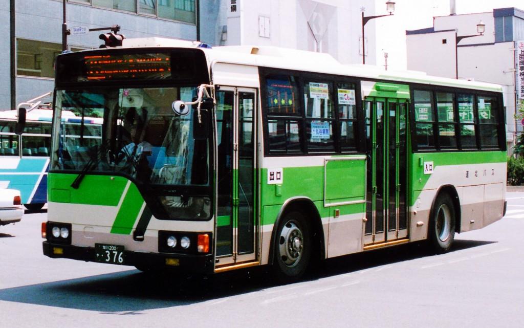 道北バス/三菱/U-MP218K(三菱)