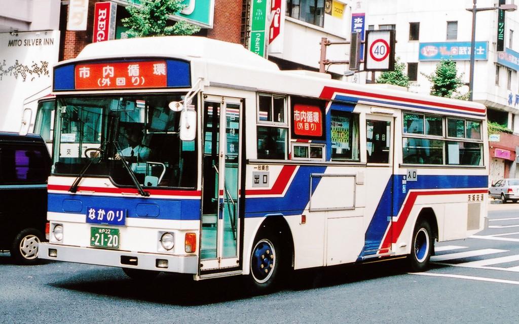 茨城交通/日野/P-RJ172BA