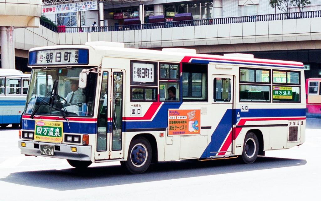 茨城交通/いすゞ/P-LR312J