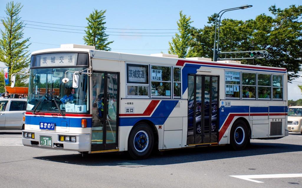 茨城交通/いすゞ/U-LV324K(富士)