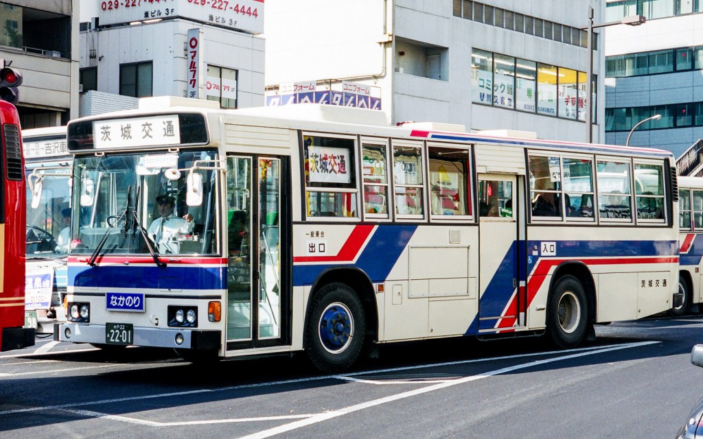 茨城交通/日野/P-HT233BA