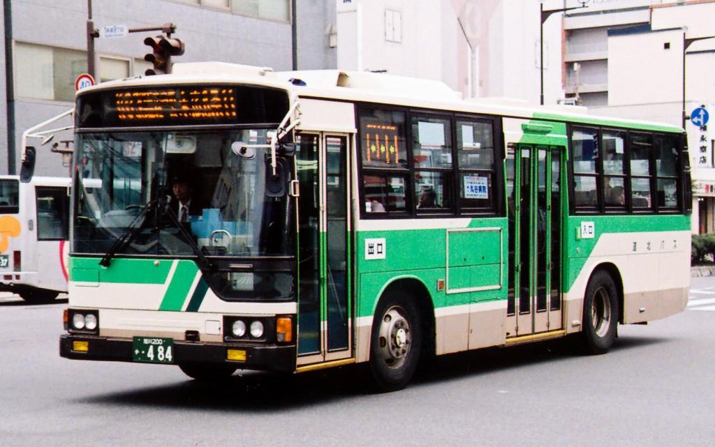 道北バス/三菱/U-MP218K(新呉羽)