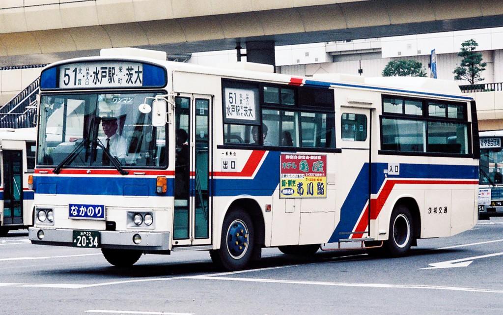茨城交通/三菱/P-MK116J