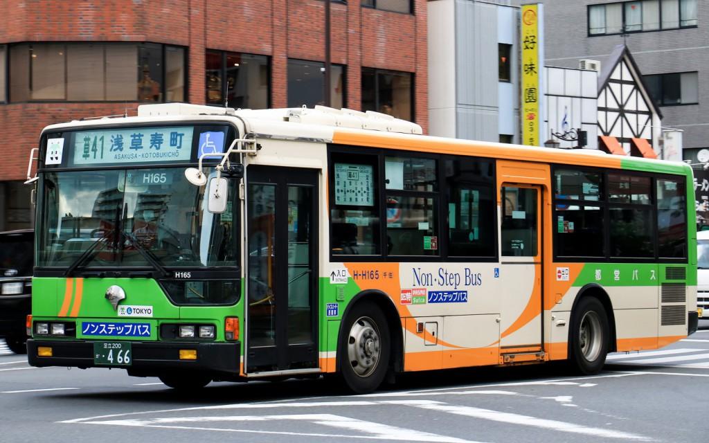都営バス車輛の基礎知識