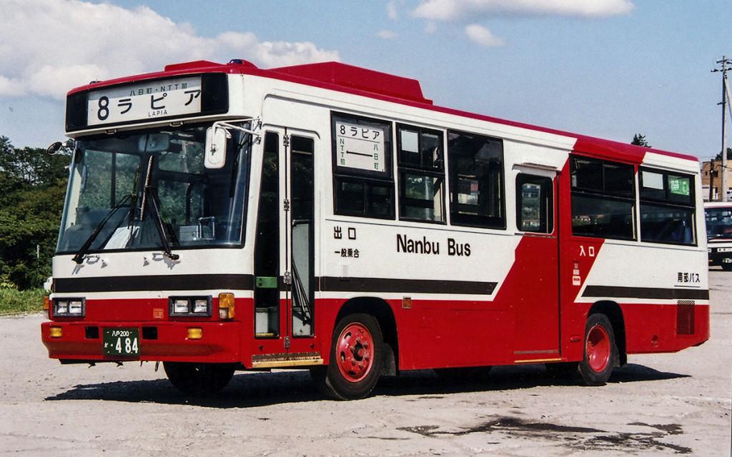 南部バス/いすゞ/P-LR312J
