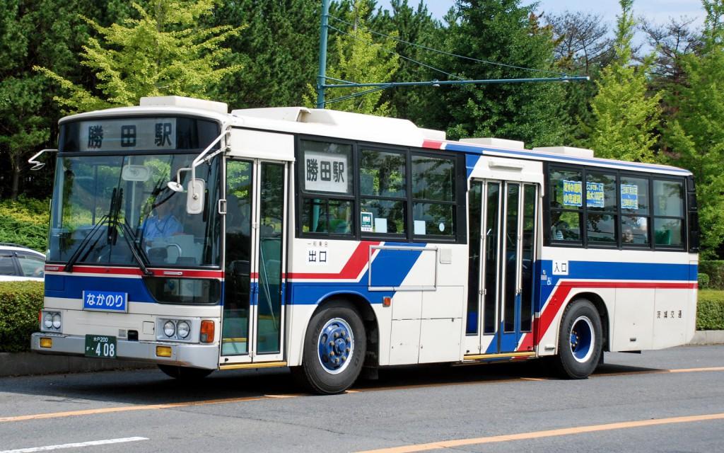 茨城交通/三菱/U-MP218K(新呉羽)