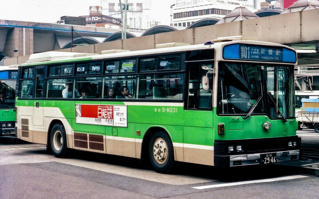都市新-都市新バスの変更・格下げ車