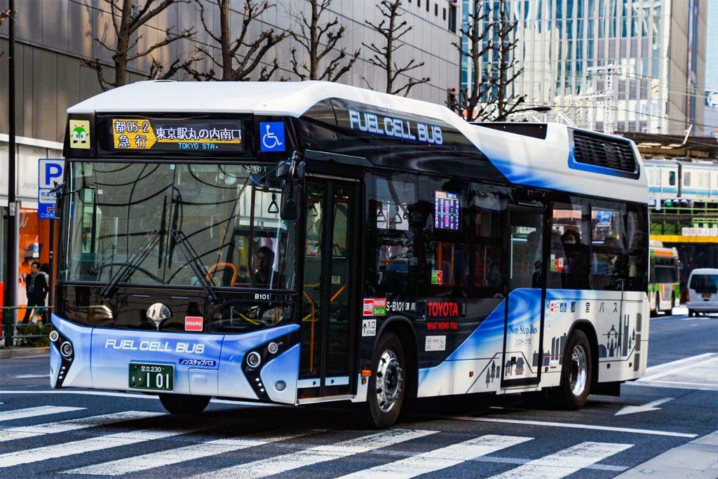 平成29年4月改編の変化・燃料電池ダイヤ