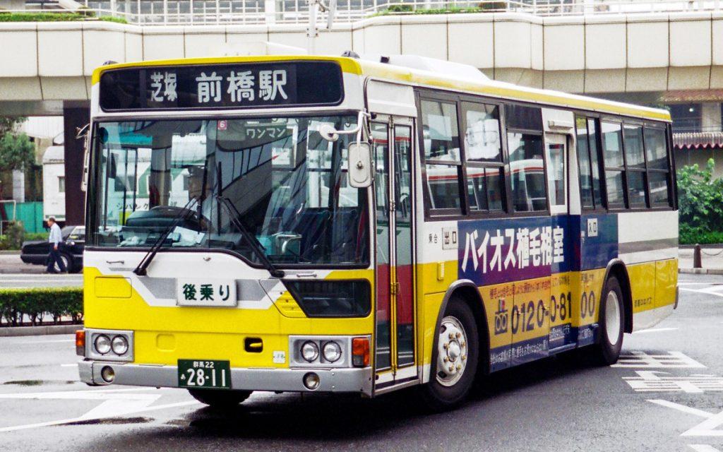 群馬中央バス/三菱/P-MP218K