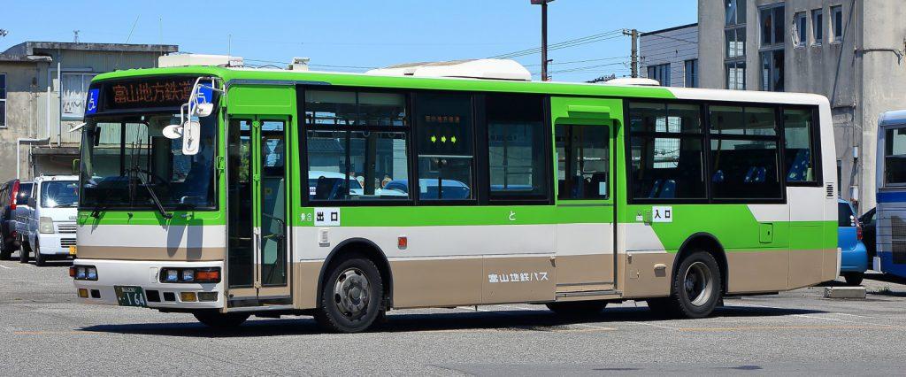 富山地方鉄道/三菱/KK-MK27HM