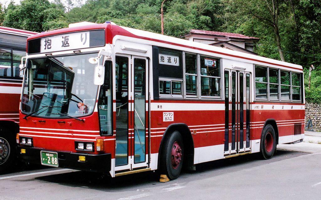 羽後交通/いすゞ/U-LV324K(IKC)