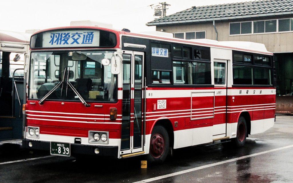 羽後交通/三菱/P-MK116J