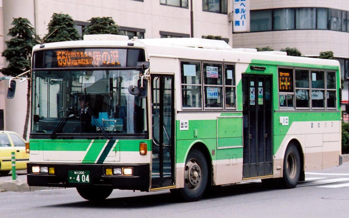 道北バス/日デ/U-UA440HSN元都営バス目次