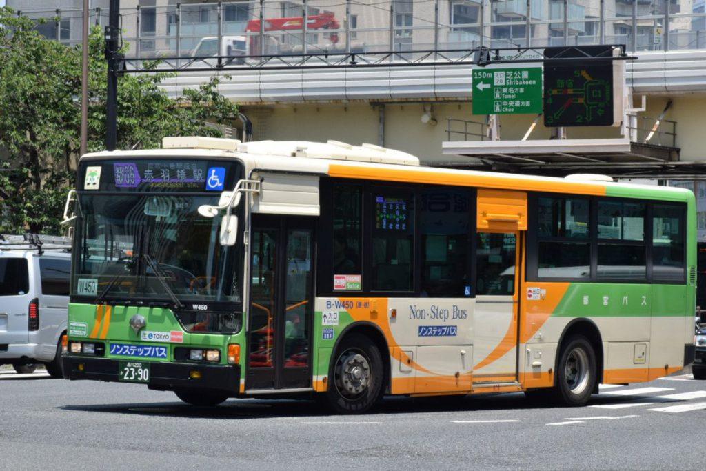渋谷・江東・深川でフルカラーLED改造+B代2次車もフルカラー