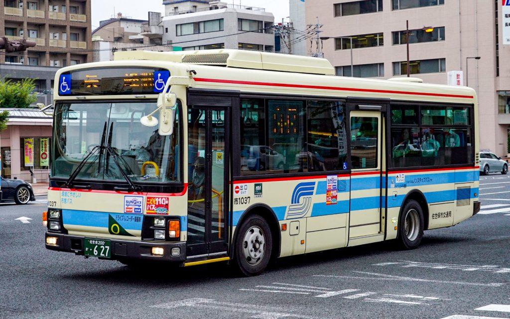 佐世保市交通局/いすゞ/PDG-LR234J2