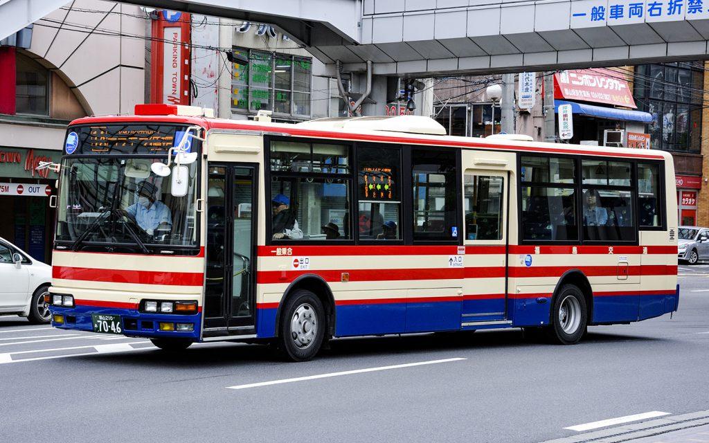 福島交通/日野/KK-MK27HM