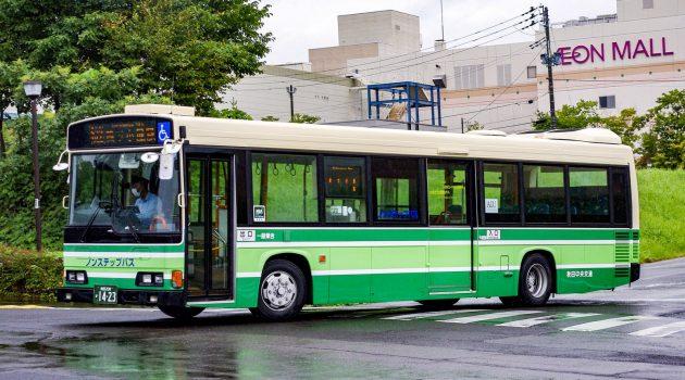 都営バス移籍車動向:令和元(2019)年夏