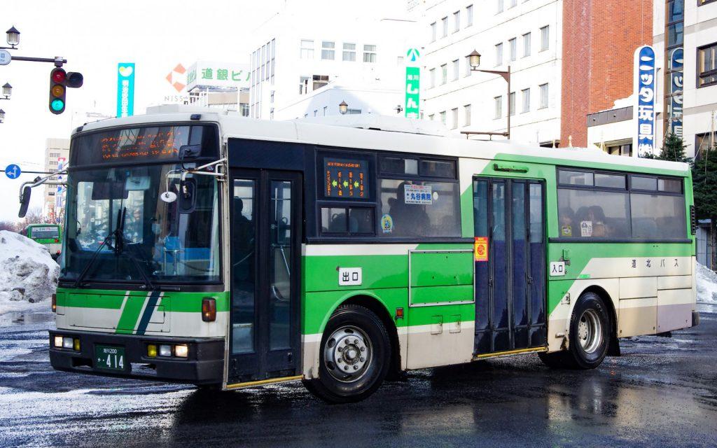 道北バス/日デ/U-UA440HAN