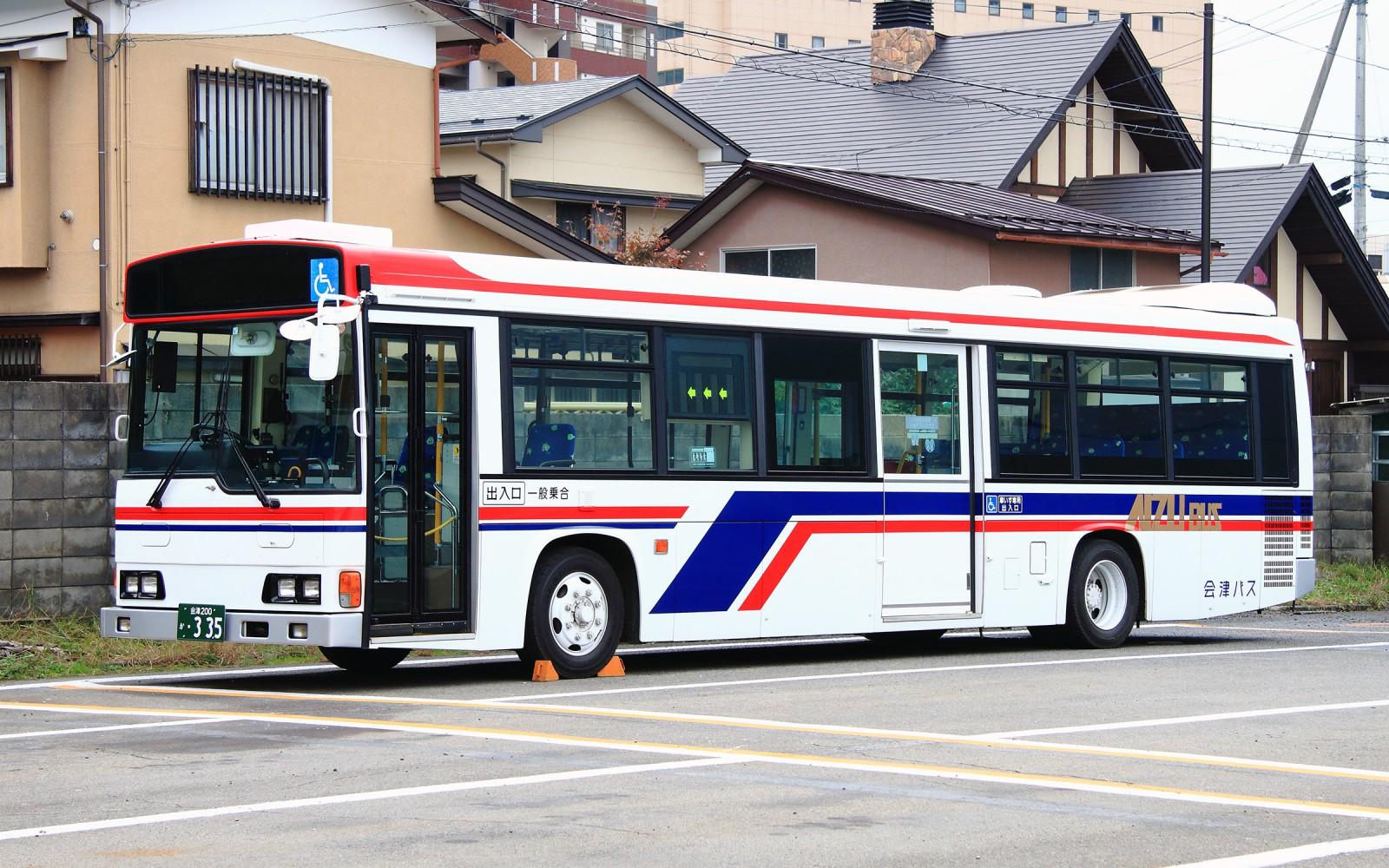 バス 会津