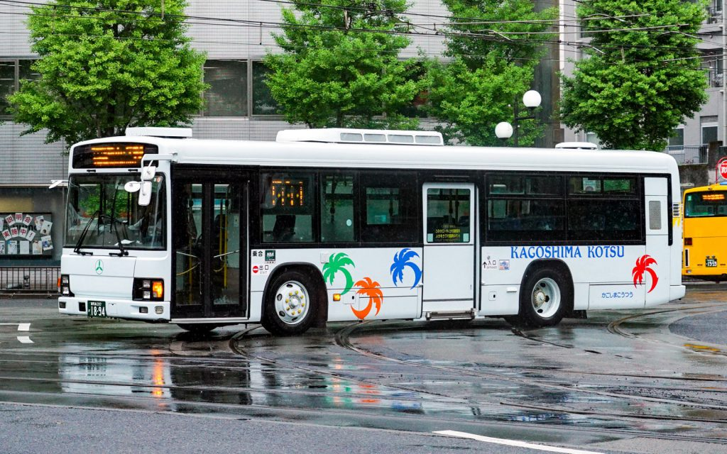 鹿児島交通/いすゞ/KL-LV834L1