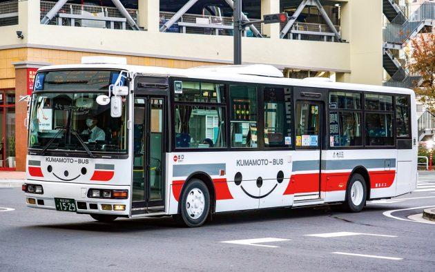 熊本バス/三菱/KK-MK27HM