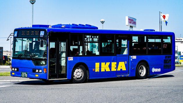 大阪シティバス/三菱/KL-MP37JK