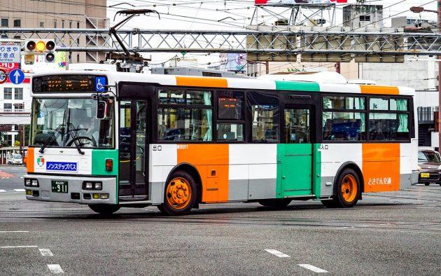 都営バス移籍車動向:平成30(2018)年秋冬