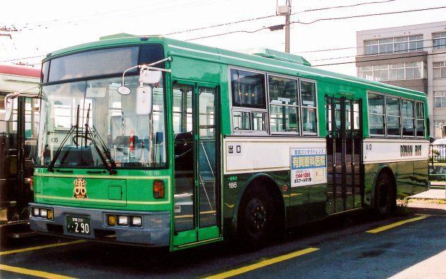 道南バス/UD/U-UA440HSN