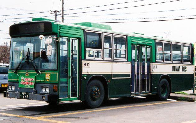 道南バス/日野/U-HT2MLAA