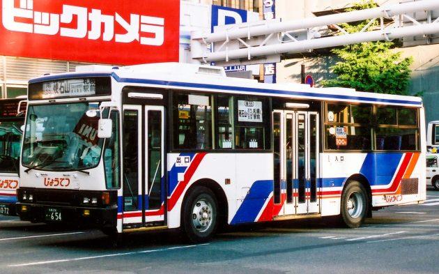 じょうてつ/いすゞ/P-LV214K