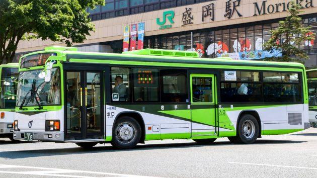 岩手県交通/いすゞ/KL-LV280L1改