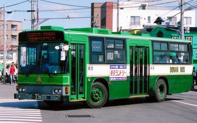 道南バス/日野/U-HU2MLAA