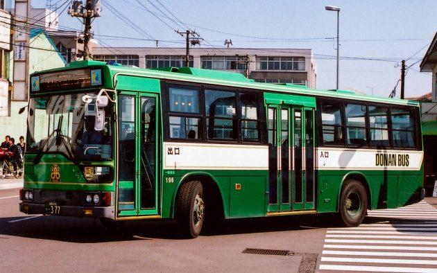 道南バス/三菱/U-MP218K