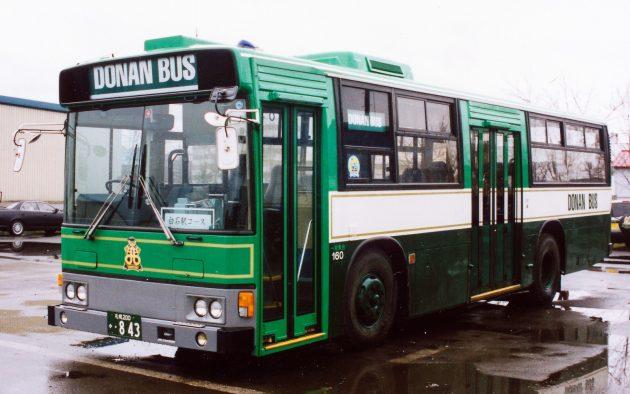 道南バス/日野/P-HU233BA
