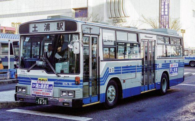 関東鉄道/三菱/P-MP118K