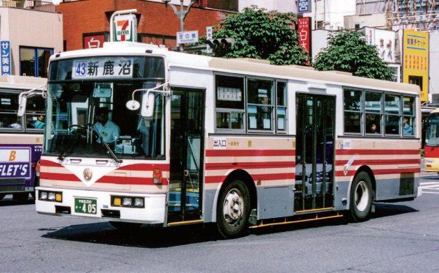 関東自動車/いすゞ/U-LV324K(富士)
