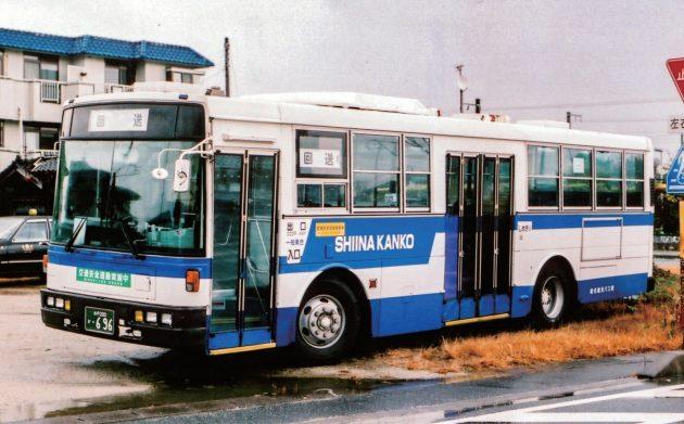 椎名観光バス/日デ/U-UA440HSN