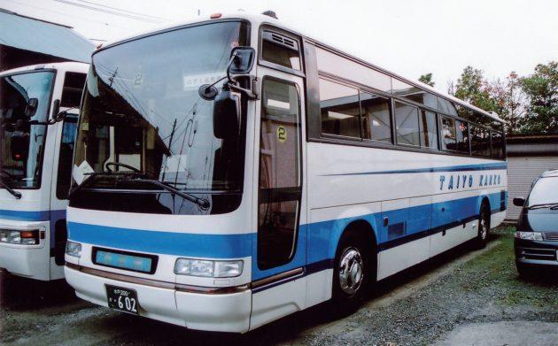 太陽観光バス/日野/観光