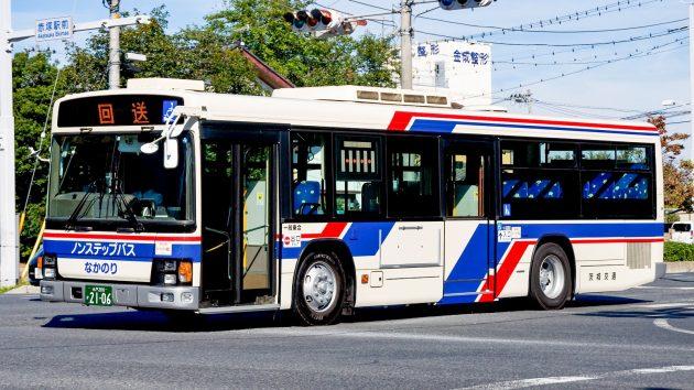茨城交通/いすゞ/KL-LV280L1改