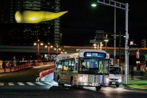 東京→夢の下町車・都営バスの方向幕車が全て引退