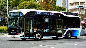 令和元年度(E代) 燃料電池の新車導入(3/9現在)