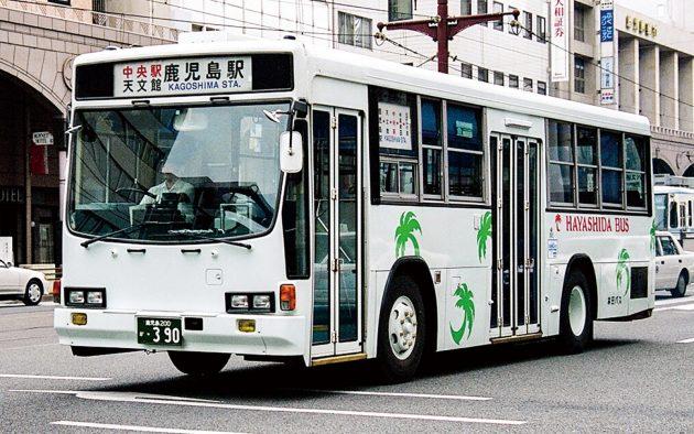 鹿児島交通系/いすゞ/U-LV324K(IKC)