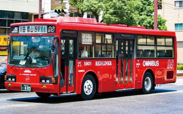 ジェイアール九州バス/いすゞ/P-LV214K