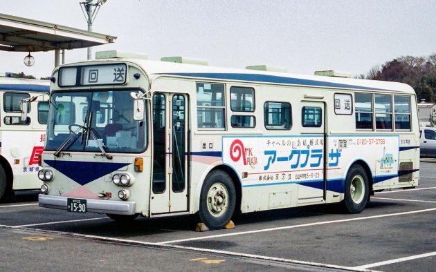 日立電鉄バスG/いすゞ/K-CLM470V