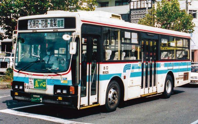 佐世保市交通局/いすゞ/P-LV214K(IKC)